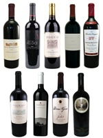 03/06/10 -  Battle of the Napa Cabernet Vintages: Taste 9 Napa Cabs, 3 from each year: 2005, 2006 & 2007 @ Artisan Wine Depot