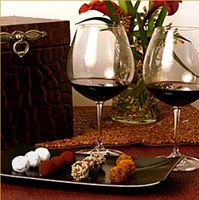 02/10/11 - Premier Cabernet & Chocolate Tasting: The Perfect Valentine's Day Pairing