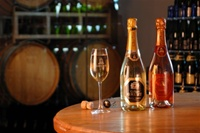 "02/11/11 - Gruet: ""The Best Sparkling Wine in the U.S.A."" Paired with Artisan Chocolates"
