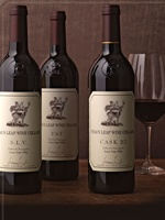 05/05/11 - A Napa Valley First-Growth: Stag's Leap Wine Cellars' Estate Grown Cabernet Tasting