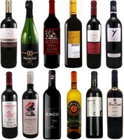 03/19/10 - Stellar Spanish Wine Finds: An Array of 12 Wines from 9 Hot Spanish Wine Regions