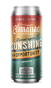 "Almanac Beer Co. ""Sunshine & Opportunity"" Saison (16oz)"