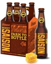 Almanac Beer Co. Honey Saison (12 oz 4-PACK)