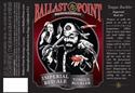 "Ballast Point ""Tongue Buckler"" Imperial Red Ale (22 oz)"