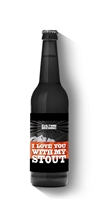 Evil Twin Brewing I Love You With My Stout Imperial Stout (12 oz 4-PACK)