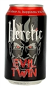 "Heretic Brewing Company ""Evil Twin"" Amber Ale (12 oz 6-PACK Cans)"