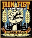 "Iron Fist ""Hired Hand"" Saison (25 oz)"