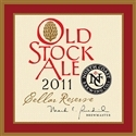 "North Coast ""Old Stock Ale"" Cellar Reserve (Bourbon Barrel Aged) 2013 (16.9 oz)"