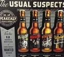 "Speakeasy ""The Usual Suspects"" (12-PACK 12 oz)"