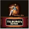 Tilburg's Dutch Brown Ale (330 ml 4-PACK)