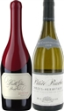 "[TWO-PACK COMBO] Belle Glos (Caymus) ""Dairyman Vineyard"" Pinot Noir 2012 & M. Chapoutier ""Petite Ruche"" Crozes-Hermitage Blanc 2009"