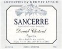 Daniel Chotard Sancerre Blanc AOC 2017 (Loire Valley, France)