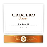 [TWO-PACK COMBO: Buy One (1) Bottle, Get 2nd Bottle for 50% OFF] Crucero Reserve Syrah 2007 (Colchagua Valley, Chile)