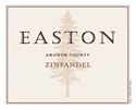 Easton Zinfandel Amador County 2012 (Sierra Foothills, California)