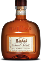 George Dickel Barrel Select Tennessee Whisky (Tullahoma, Tennessee)