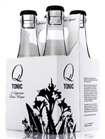 Q Tonic Superior Tonic Water (8 oz 4-PACK)