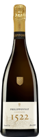 "Philipponnat ""Cuvee 1522"" Extra Brut Champagne 2007 (Champagne, France) - [JS 92] [WS 91]"
