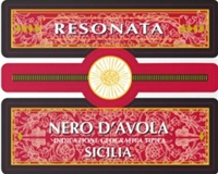 [TWO-PACK COMBO: Buy One (1) Bottle Get 2nd Bottle for $0.01 Cent] Resonata Nero d'Avola Sicilia I.G.T. 2010 (Sicily, Italy)
