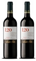 [TWO-PACK COMBO: Buy One (1) Bottle Get 2nd Bottle for 50% OFF] Santa Rita 120 Hero's Salute Red Blend (Chile)