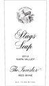 "Stags' Leap Winery ""The Investor"" 2012 (Napa Valley, CA)- [RP 90]"