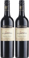 [TWO-PACK COMBO: Buy One (1) Bottle Get 2nd Bottle for $0.01 Cent] Thorn Clarke James Goddard Shiraz 2007 (Barossa Valley, Australia)