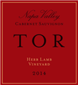 "Tor Cabernet Sauvignon ""Herb Lamb Vineyard"" 2015 (Napa Valley, California) - [RP 93-95] [AG 94]"