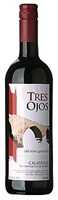 [TWO-PACK COMBO: Buy One (1) Bottle Get 2nd Bottle for $0.01 Cent] Tres Ojos Old Vines Garnacha Calatayud D.O. 2009 (Spain)