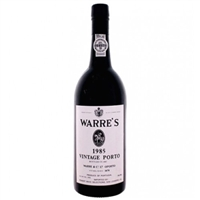 Warre's Vintage Port 1985 (Portugal) [WS - 91]