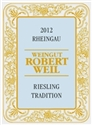 "Weingut Robert Weil Riesling ""Tradition"" 2015 (Rheingau, Germany)"