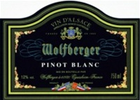 [TWO-PACK COMBO: Buy One (1) Bottle Get 2nd Bottle for $0.01 Cent] Wolfberger Pinot Blanc 2008 (France)